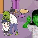 可愛いぼっちゃんを楽しくさせるゲームのはずが…ゾンビ出たー!!脱出ゲーム実況(前編)himawari-CH