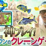【大漁】さかなクン監修のぬいぐるみがクレーンゲームに登場!