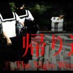 世にも奇妙な「帰り道」日本の住宅街から家に帰る和ホラーゲームが怖い(大絶叫あり)【帰り道】