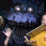 【観覧注意】世界一ビビりの相方に世界一怖いゲームさせたら腹筋割れたwww【Five Nights at Freddy's】