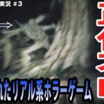 【Blair Witch】新発売されたリアル系ホラーゲームで正体不明の生き物に襲われる【アフロマスク】