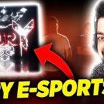 FURY E-SPORTS !!