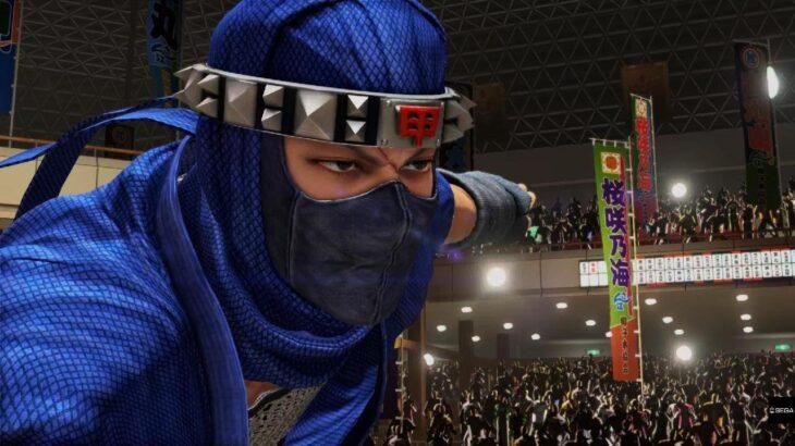 バーチャファイター eスポーツ 獣武帝カゲvs撃拳聖アオイ カゲのリングアウト性能の高さ Virtua Fighter esports