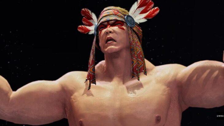 バーチャファイター eスポーツ 獣武帝ウルフvs撃拳聖ジェフリー 重い一撃とラリアットの応酬 Virtua Fighter esports