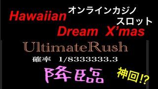 オンラインカジノ 『神回!?』HawaiianDream ハワイアンドリーム Ultimate Rush   #オンカジ #スロット #ベラジョン #bons #casino #カジノ
