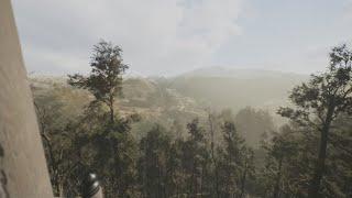 山をただ歩くだけのゲーム【KUN】