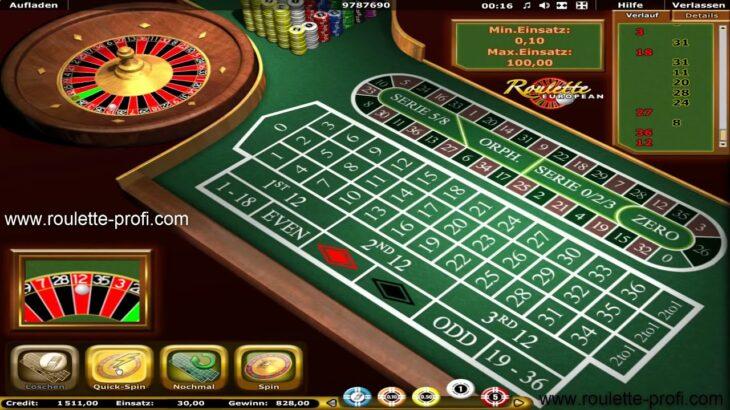 Roulette-Profi.com  オンラインカジノでの独創的なルーレットのプロのトリックで2620ユーロの利益