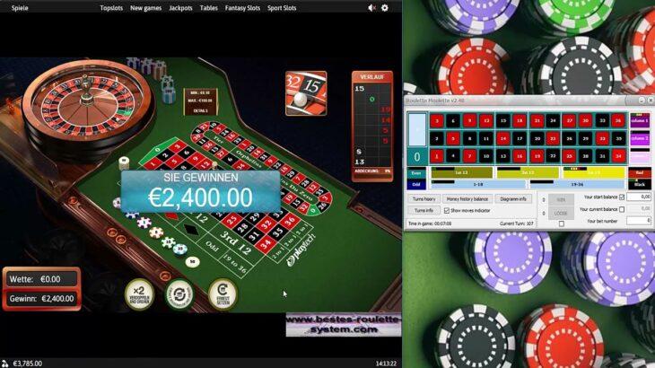 [ルーレットに勝つ]と ルーレット ムーレット 利益計算機 ソフトウェアは、オンラインカジノで高い利益を保証します